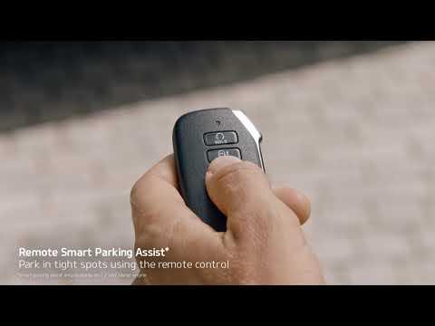Kia Remote Smart Parking Assist