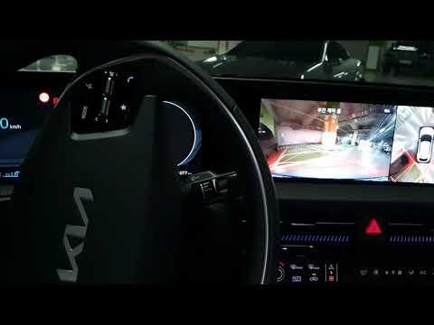 EV6 주차보조 영상