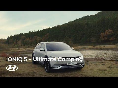 IONIQ 5: Ultimate Camping