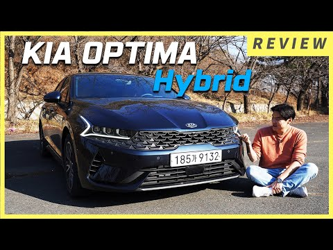 Let's Drive the ALL NEW 2021 Kia Optima with Solar Roof. Is it better than Hyundai Sonata Hybrid?