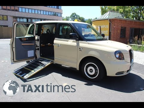 Das London Taxi rollt nach Deutschland -Taxi Times News