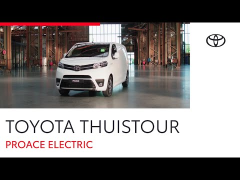 Toyota Thuistour - PROACE Electric (review/test)