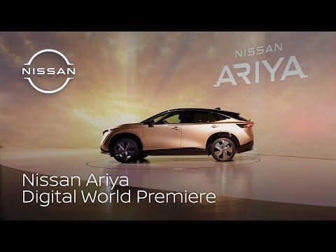 Nissan Ariya Digital World Premiere