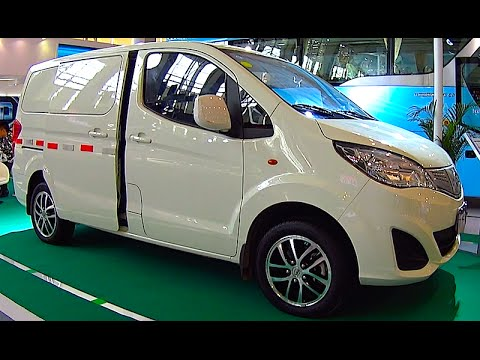 BYD T3 2016, 2017 new Chinese electric VAN exterior, interior