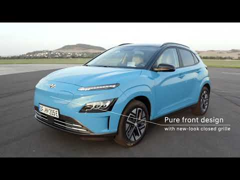 Hyundai Kona Elektro 2021 (Highlights)