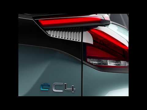 New Citroën ë-C4 - 100% Ëlectric, World Premiere June 30th