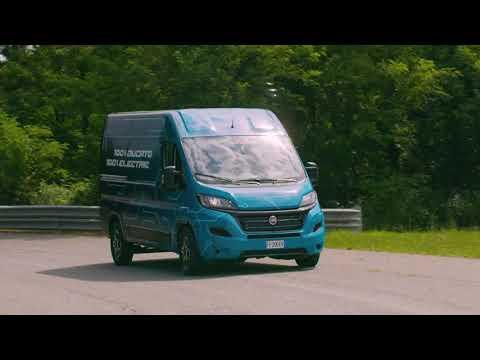 Fiat Professional | New Ducato Electric