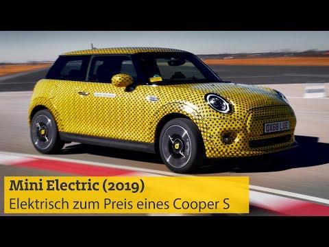 Mini Electric (2019) – Rein elektrisch zum Preis eines Cooper S | ADAC