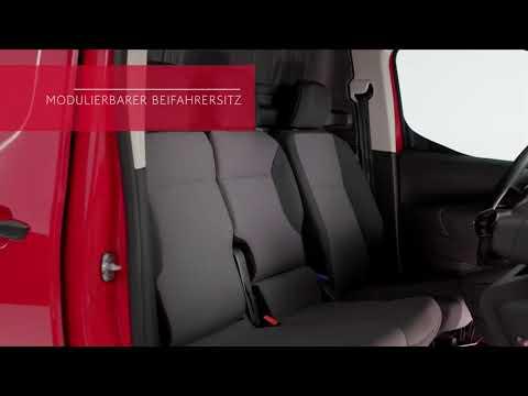 Citroën Berlingo Kastenwagen - Extenso® - Kabine