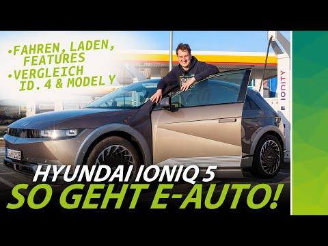 Hyundai IONIQ 5: Schlägt er Tesla Model Y und VW ID.4?