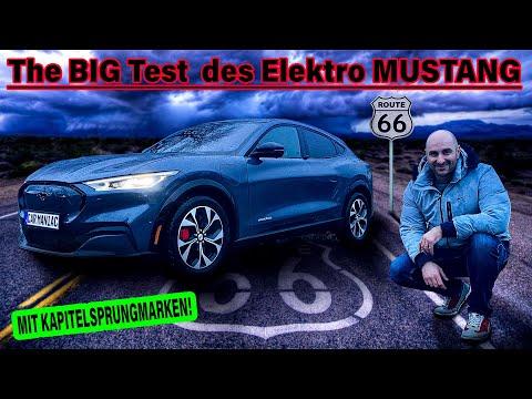 Ford Mustang Mach-e: Was Besseres fürs Geld gibt´s grad kaum