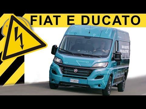 FIAT DUCATO ELEKTRISCH? - ERSTE INFOS ZUM NEUEN E-DUCATO!