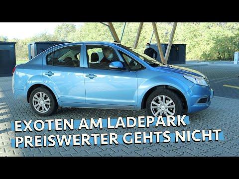 Probefahrt Suda SA01 - China bringt das Volks-Elektroauto nach Deutschland