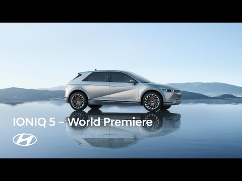 IONIQ 5 World Premiere