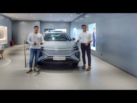 Introducing World's first Ev with 5G connectivity The 2021 MARVEL R