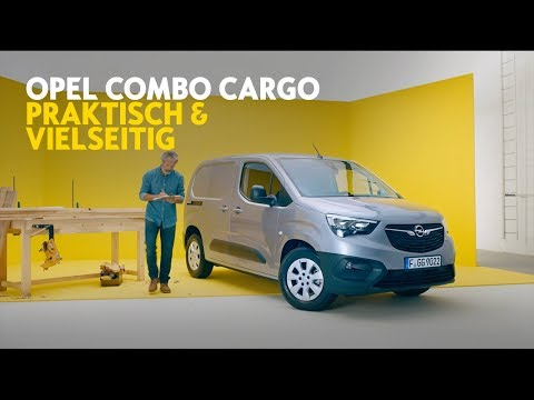 Opel Combo Cargo: Praktisch & vielseitig