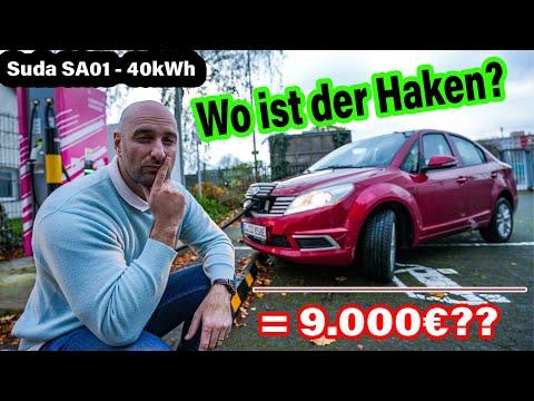 Suda SA01 - Elektroauto zum Flohmarkt Preis - TOP oder FLOP?