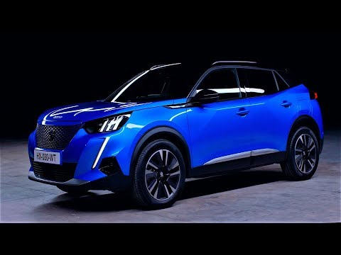 NEW - 2020 PEUGEOT 2008 SUV - INTERIOR and EXTERIOR Full HD 1080p 60fps