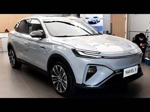 New 2022 MG Marvel R - Electric SUV!