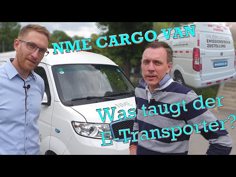 NME Cargo Van - Alle Infos - Dongfeng EM19 | autofilou