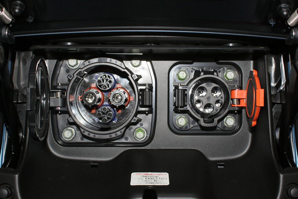 Nissan LEAF 24 Tekna
