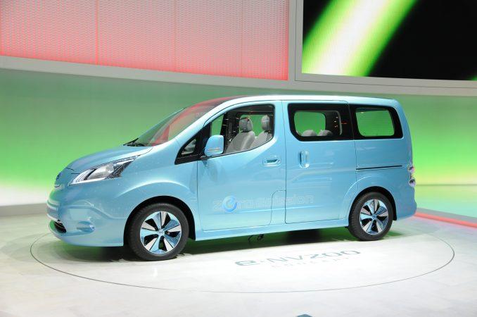 Nissan e-NV200 2018 40 kWh