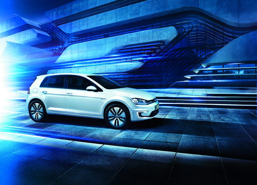 VW e-Golf 2020 Abholung in Dresden oder Wolfsburg Ludego Special Preis inkl. Bafa