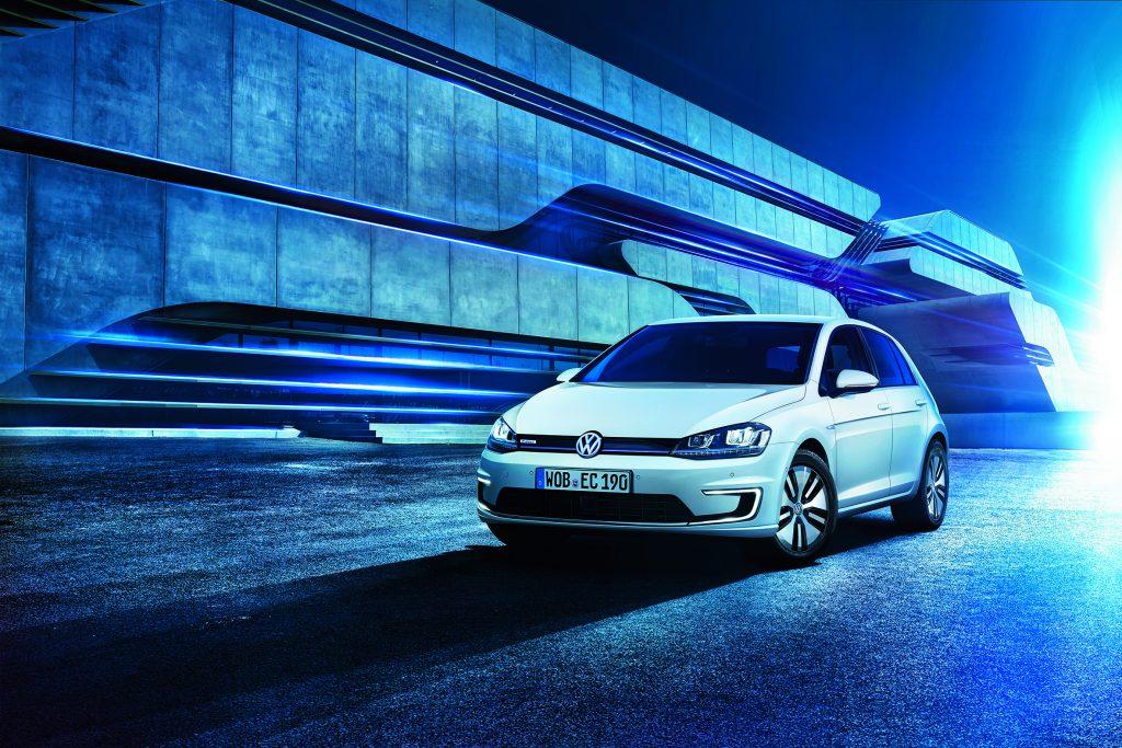 VW e-Golf 2020