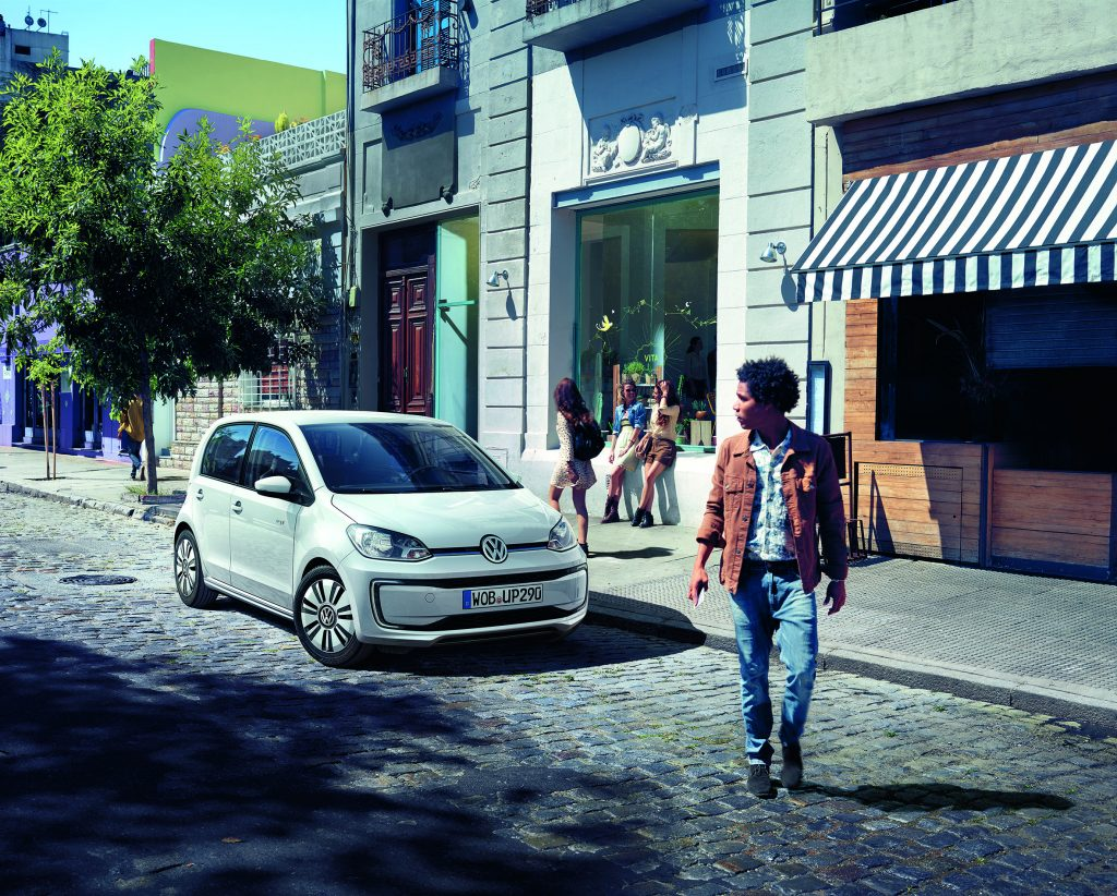 VW e-up! Ludego Spezial