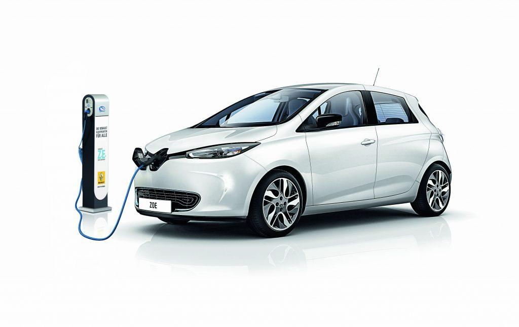 Renault ZOE jetzt auch mit AHK