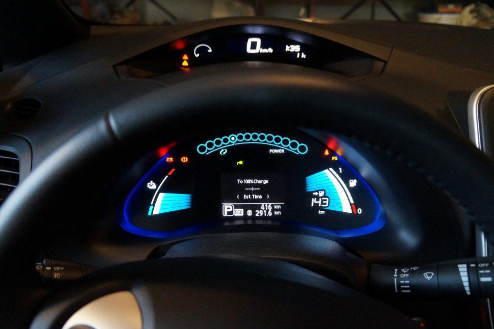 Nissan LEAF 24 Acenta