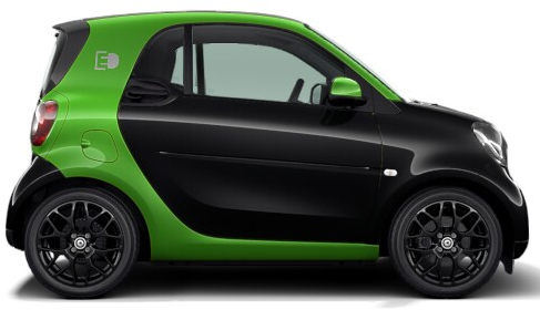 Smart Fortwo coupe ED