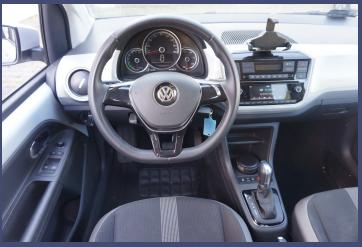 EU Gebrauchtwagen VW e-up! 2017 Sofort verfügbar
