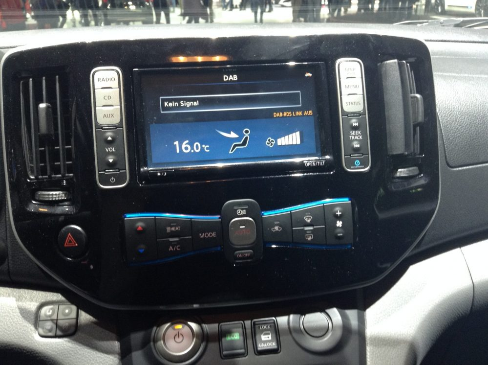 Nissan E-NV200 2018 40 kWh KASTENWAGEN Komfort und Premium
