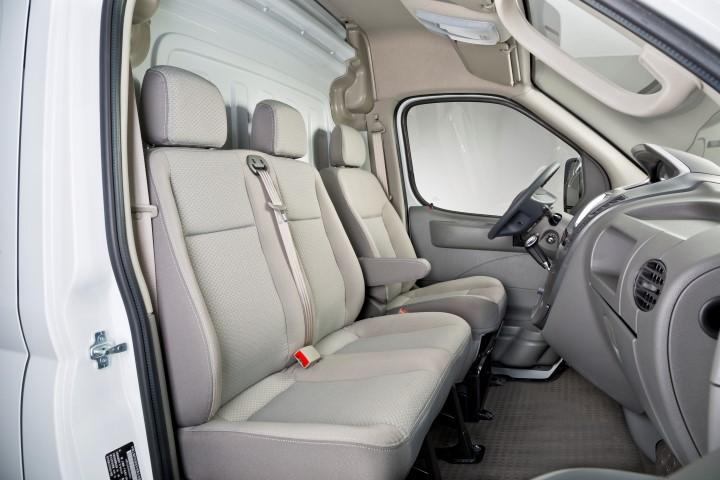 SAIC Maxus EV80 Kastenwagen von Maske Netto-Preis Tageszulassung