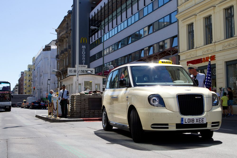 London Taxi TX