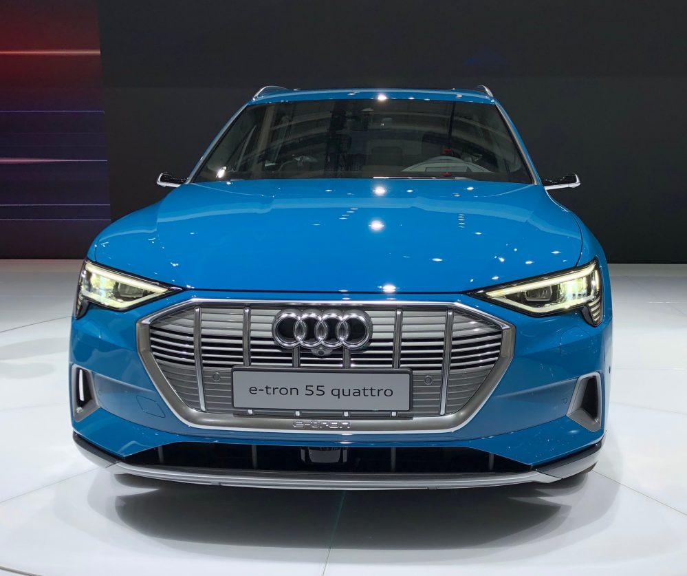 Audi e-tron edition one