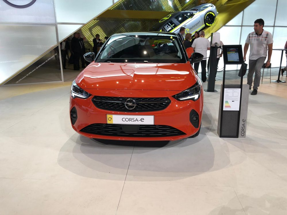 Opel Corsa-e First Edition