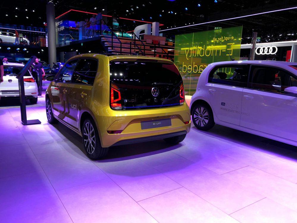 VW e-up Jetzt die letzten Fahrzeuge für 2021 sichern