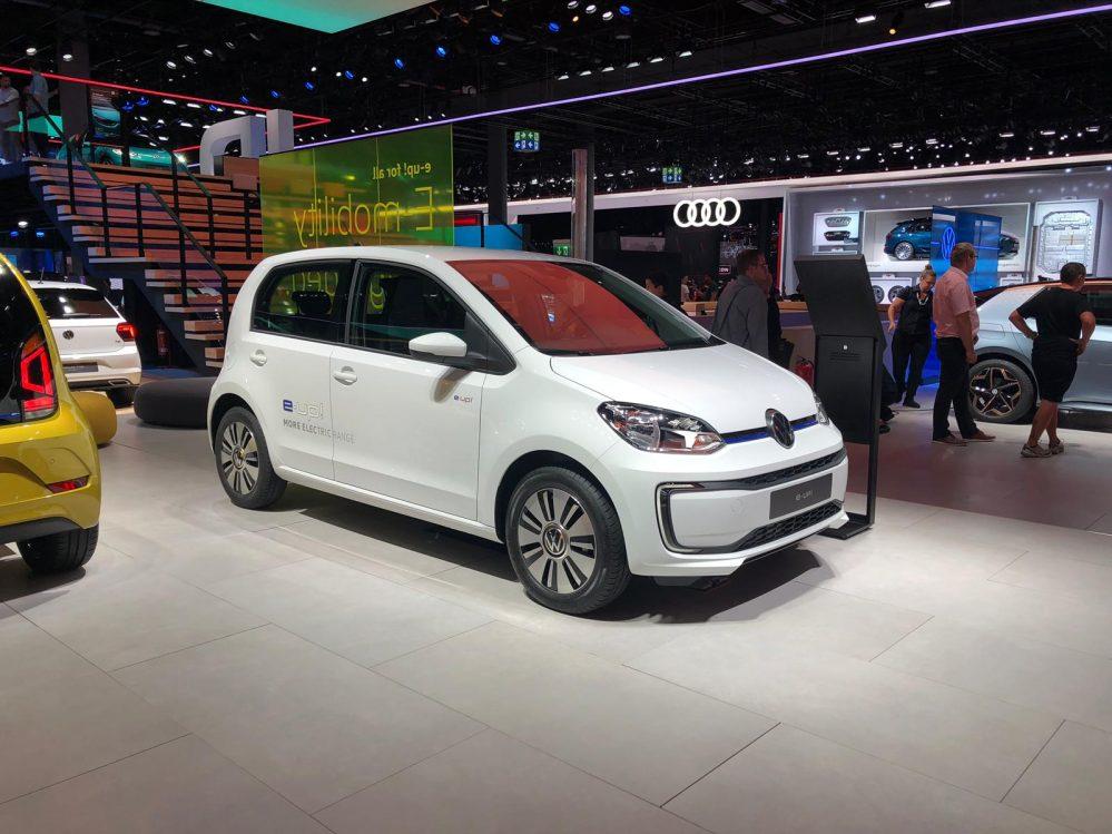 VW e-up, letzte Fahrzeuge für 2021