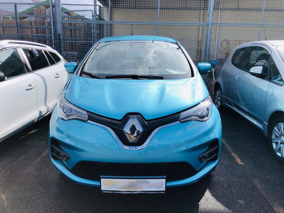 Renault ZOE EXPERIENCE Z.E. 50 R110 Kaufakku inkl. Lieferung, Zulassung und Bafa