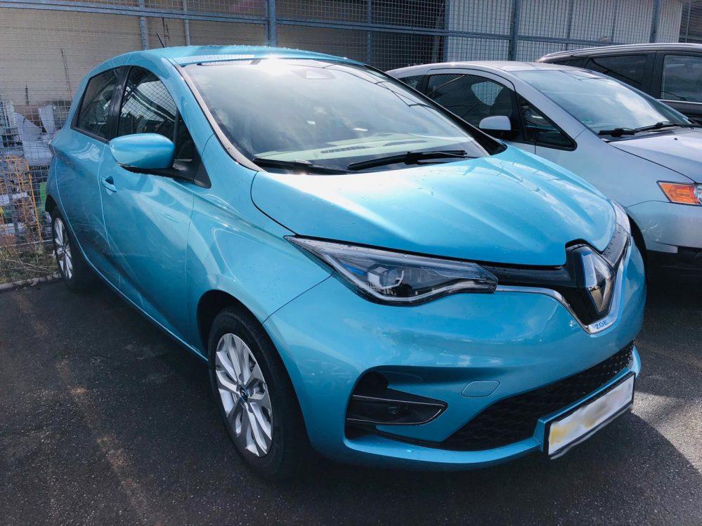 Renault ZOE INTENS Z.E. 50 R135 Kaufakku inkl. Lieferung, Zulassung und Bafa