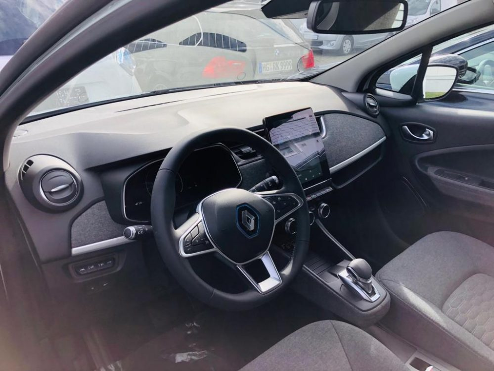 Renault ZOE LIFE Z.E. 40/50 R110 Kaufakku inkl. Lieferung, Zulassung und Bafa