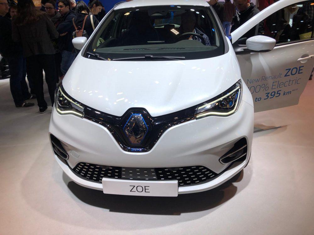 Renault ZOE RIVIERA Z.E. 50 R135 Akkukauf inkl. Haustürlieferung, Zulassung und Bafa