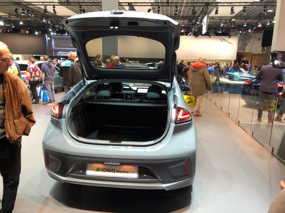 Hyundai IONIQ Elektro Facelift 2021 mit Trend-Paket inkl. Lieferung, Zulassung und Bafa. 19% MwSt.