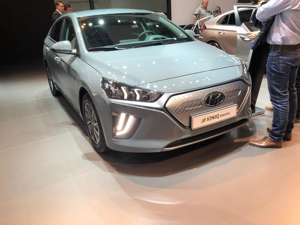 Hyundai IONIQ elektro Facelift 2021, 19% MwSt.