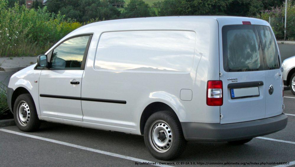 VW ABT e-Caddy