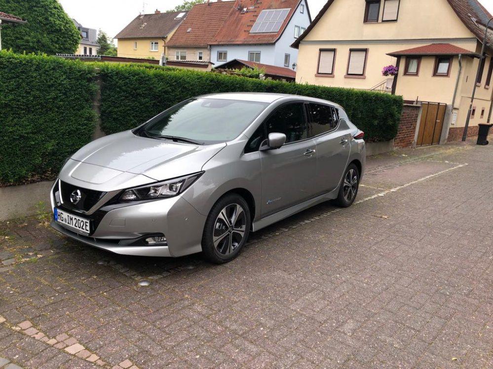 2020 Nissan LEAF VISIA 40kWh 16%MwSt. :)