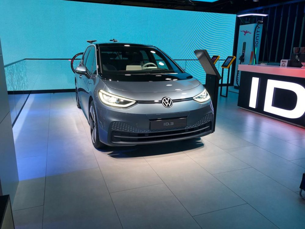 VW ID.3 Family – ID.3 Pro und Pro Performance 58 kWh inkl. Lieferung, Zulassung