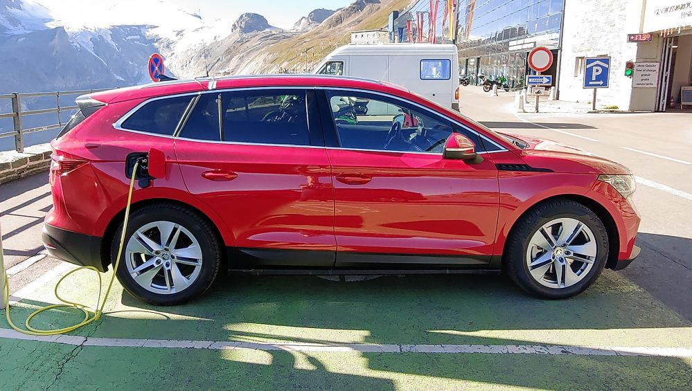 Škoda ENYAQ iV 80: 150 kW (204 PS) inkl. Bafa, Lieferung und Zulassung